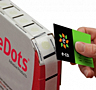 Glue Dots® Adhesive Business Card Application
