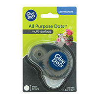 Permanent All Purpose Glue Dots® Dot N Go®