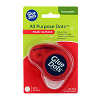 Removable Multi Surface Glue Dots® Dot N Go®