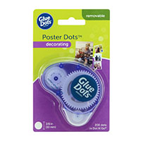 Removable Poster Dots® Dot N Go®