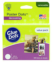 Poster Glue Dots® Value Pack